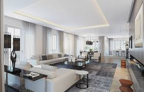Design Apartment Online Classy Visualizing A Sophisticated Penthouse Design In Stunning 48D