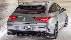 Looking for more second hand cars? 2020 Mercedes Amg Cla 45 S 4matic Shooting Brake Stunning Family Car Specs Sound Youtube