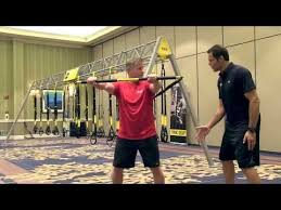 have you tried the trx rip trainer yet ace personal trainer pete mccall chats with creator pete holman about this versatile tool and demonstrates
