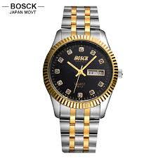 online get cheap men diamond watches aliexpress com alibaba group bosck quartz gold watch men diamond role oyster male watches casual wristwatches 3012 relogio masculino dourado
