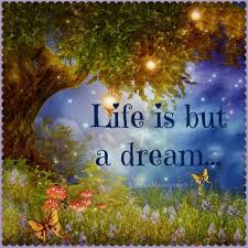 Life Is But A Dream Quote Best of Life Is But A Dream Daves Words Of Wisdom Pinterest