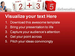 powerpoint templates mathematics free download mathematics education powerpoint template 0610