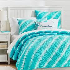 tahiti tie dye quilt sham capri pbteen bedroom for comforter set decorations 6