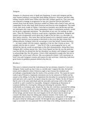 antigone summary of the greek play antigone essay he sentenced  2 pages wendis antigone essay