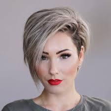 Womens Short Hairstyles For Thick Hair 2018 Womens Hairstyles
