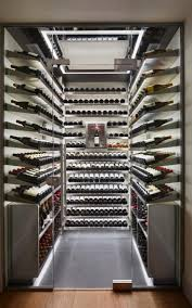home wine room lighting effect. One Of Spiral\u0027s Walk-in Wine Cellars, Which Cost An Average £30,000 Home Room Lighting Effect L