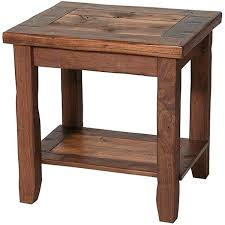 endearing rustic end tables and coffee best ideas about on candy table for baby shower