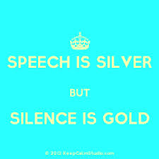 have at least one other person edit your essay about speech is  speech is silver but silence is golden essay barnabas prendergast 24 2016