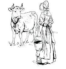 Farm Animal Template Animal Coloring Pages To Print Farm Animals
