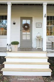 Farmhouse Front Door Ideas - reallifewithceliacdisease.com
