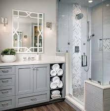 top 60 best grey bathroom ideas