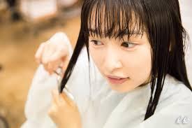 桜井日奈子髪ばっさりショートボブに 実写ママレードボーイ撮影
