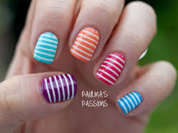 Image result for stripes nail