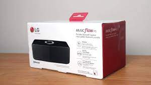 MEGATech Reviews: LG Music Flow P5 Bluetooth Speaker - MEGATechNews
