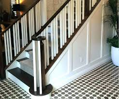 replace stair railing. Installing Stair Balusters Railing Installation Rail Height Code Image Iron Spindles Replace R