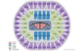 United Center Seating Chart Adele Correct United Center Seating Chart For Prince Concert