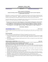 Web Product Manager Sample Resume Interesting Sharon R Steele Resume May 44