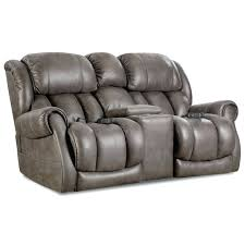 leather reclining loveseat with center console beige leather reclining loveseat red loveseat