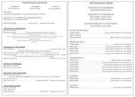 Catholic Wedding Ceremony Program Templates Catholic Wedding Program Template Image 0 Catholic Wedding Program