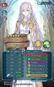 Naga's Divine Protection - A Deirdre Build : FireEmblemHeroes