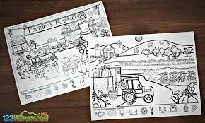 Solving puzzles daily helps to keep your brain toned! Free Farm Hidden Pictures Printable