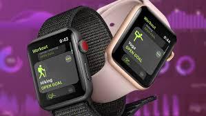 activities on apple watch