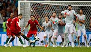 موعد مباراة إسبانيا ضد البرتغال بث مباشر فى تمام الساعة : إسبانيا والبرتغال يستعيدان ذكريات المونديال قبل يورو 2020