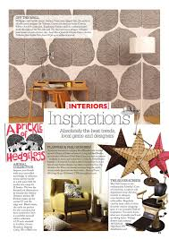Retro Chic Designer Home Abs Chiswick March 2013 By Zest Media London Issuu