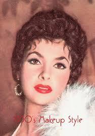 1950s makeup style glamourdaze13