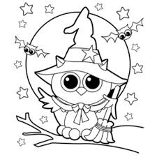 Halloween Coloring Sheets Printable Free Coloring Pages Kids