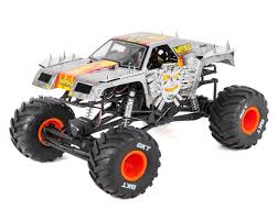 Max D Monster Jam Rtr Monster Truck By Axial Racing