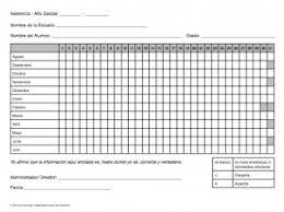 Formato De Asistencia Del Personal Formatos Para Listas De Asistencia Magdalene Project Org