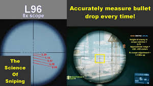 The Science Of Sniping In Battlefield 3 Bullet Drop Guide