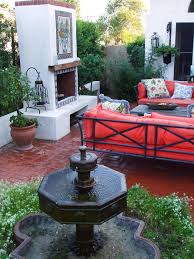 cool 13 spanish style outdoor fountains photo