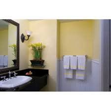 Yellow Bathroom Black White And Yellow Bathroom Decor 9designsemporium