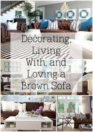 living rooms with brown furniture. Decorating With A Brown Sofa Living Rooms Furniture