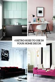 home decor interior design. 4 Retro Hues To Use In Your Home Decor Interior Design U