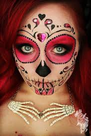 26 maneras de transformarte en la catrina más original in 2018 makeup sugar skull makeup skull makeup and