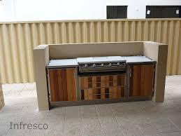diy outdoor kitchens perth. alfresco kitchen example 186 by infresco diy outdoor kitchens perth s