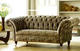 Penhurst Upholstered Chesterfield  Fabric Chesterfield SofasFabric Chesterfield Sofas Uk