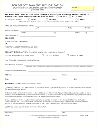 stock check form template templates for security deposit refund letter direct authorization canada