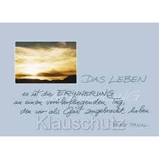 Trauer Postkarten Erinnerung Blaise Pascal