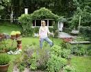 Фото огородов на дачах
