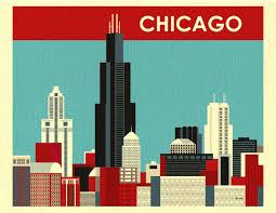 chicago wall art skyline art print wall boyfriend framed large size chicago bears canvas wall art chicago wall art