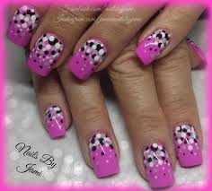 55 Truly Inspiring Easy Dotted Nail Art Designs for Everyday Fashion