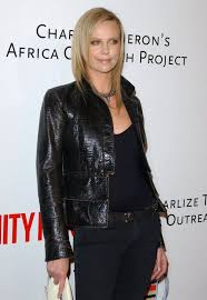 charlize theron absolutely rocked this spectacular chanel leather jacket that s still on our wish list