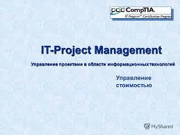 Презентация на тему it project management Управление проектами в  it project management Управление проектами в области информационных технологий Завершение проекта
