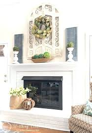 how to decorate a mantel how to decorate a mantel great best ideas about farmhouse fireplace