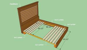 Width Of Queen Bed Standard Queen Bed Frame Home Hold Design Reference