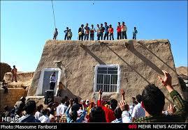 نتیجه تصویری برای عکس برای مراسم ازدواج روستای بیابانک سمنان